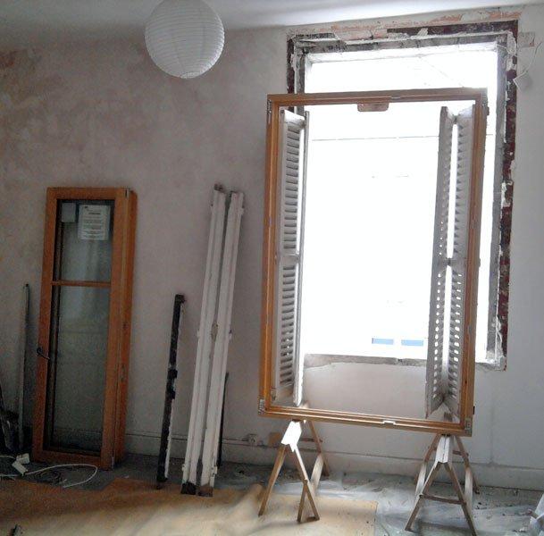 fenetre depose totale free changer fenetre portrait que vraiment inou with fenetre depose. Black Bedroom Furniture Sets. Home Design Ideas